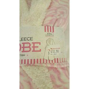 378a85d3f7 Christmas Tree Shop Intimates   Sleepwear - Zebra print bathrobe